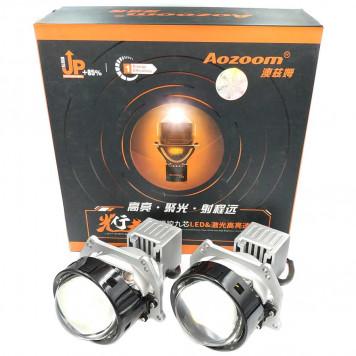 Линзы Bi-LED Aozoom Laser&LED