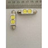 Лампа LED 211 2W 42 mm.