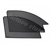 Комплект защитных экранов (Передние Боковые, С вырезом для бокового зеркала)
