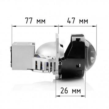 Линзы Bi-LED Aozoom Laser&LED-7