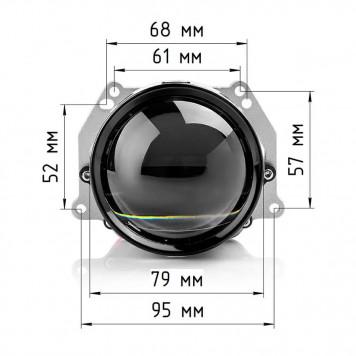 Линзы Bi-LED Aozoom Laser&LED-8