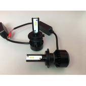 Лампа LED F7 H7 6000K