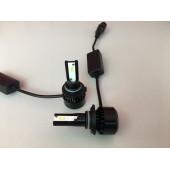 Лампа LED F7 HB3 6000K