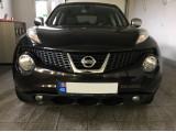 Nissan Juke установка Bi-Xenon линз и противотуманок LED